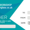 Shake Your Glass Gift Voucher 2019
