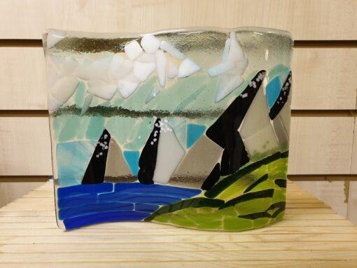Fused Glass Wave Workshop Portsmouth